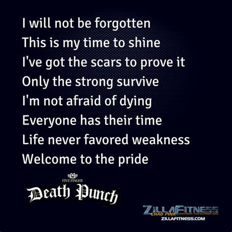 five finger death punch coming down lyrics 17 best images about five finger death punch on pinterest