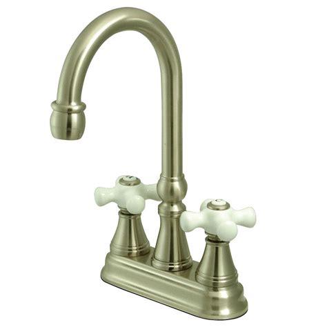 Home Depot Bar Faucet by Kingston Brass Centerset Bar Faucet