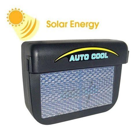 Ventilasi Udara Mobil Tenaga Solar Ventilasi Udara Mobil Tenaga Solar Black Jakartanotebook