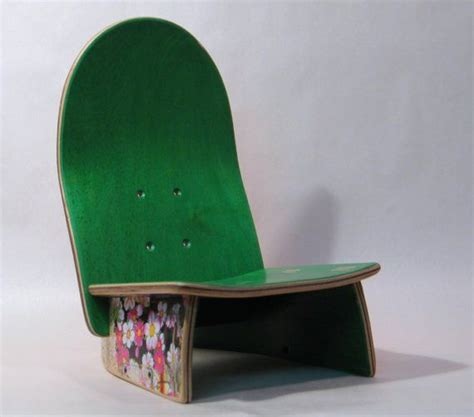 skateboard chairs pin by niki wing on look products pinterest