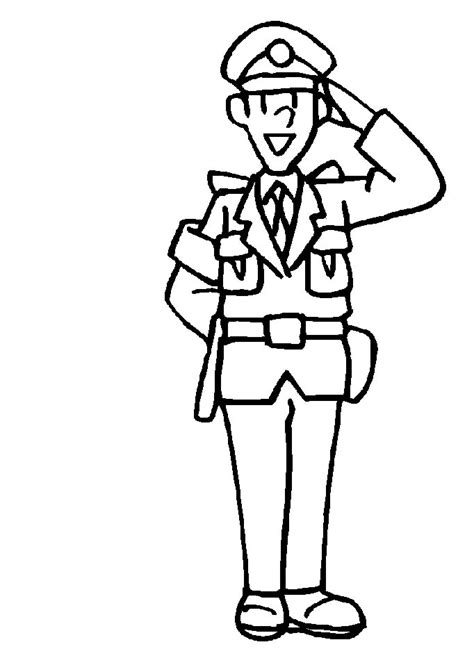 Coloring Pages Of Officers color pages az coloring pages