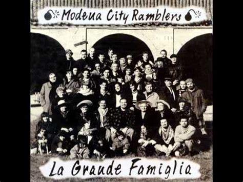 i cento passi modena city ramblers testo la gente modena city ramblers testo e