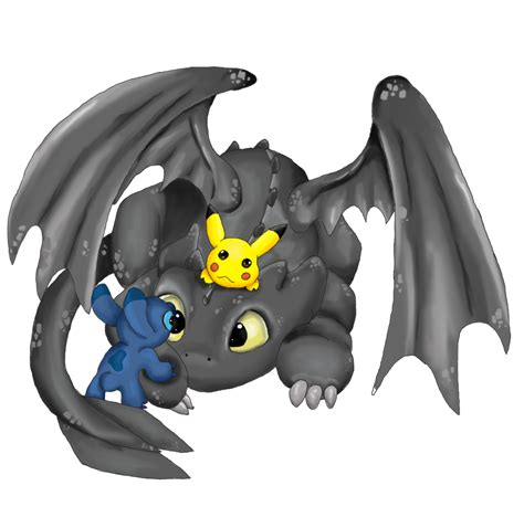 baymax wallpaper s4 toothless pikachu and stitch by mdbruin on deviantart