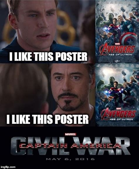 Meme Generator Civil War - marvel civil war imgflip