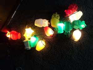 Vintage Patio Lights Two Sets Of Vintage Cer Patio String Lights By Loopycat