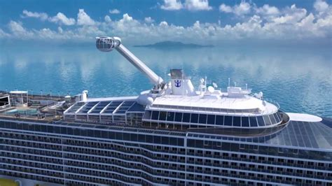 Quantum of the Seas' North Star: A Bird's Eye View   YouTube