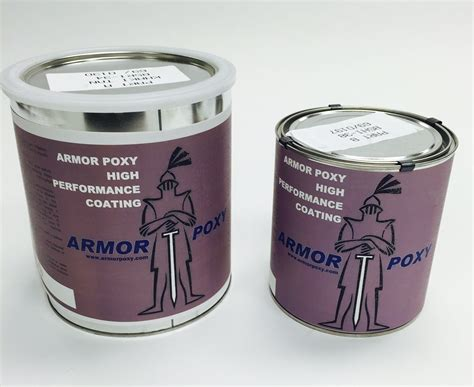 ARMORPOXY RIVER ROCK BINDER 1.5 gals   ArmorPoxy Floor