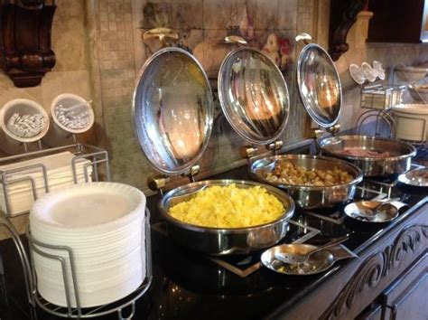 breakfast at comfort suites breakfast buffet at the cs alamo riverwalk picture of