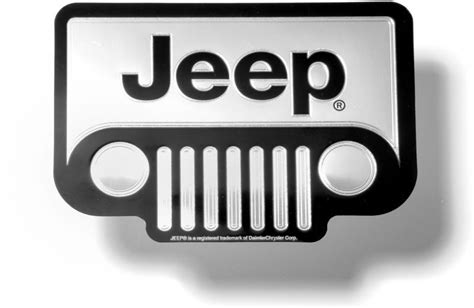 jeep grill sticker emblemz jeep 174 grille decal jeep