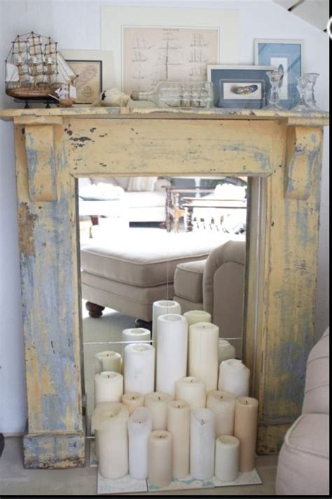 How To Make A Faux Fireplace by Beautiful Ways To Style Decorate A Faux Fireplace