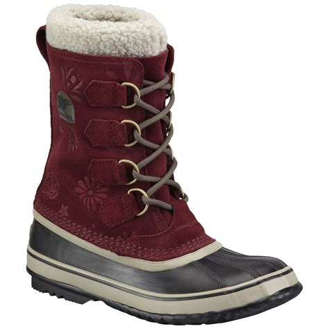 s pac boots sorel s 1964 pac graphic 13 boots