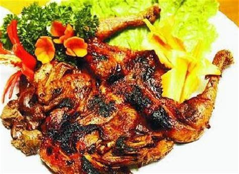 Ayam Panggang Inns Ragunan ayam bakar kalasan aneka resep oke