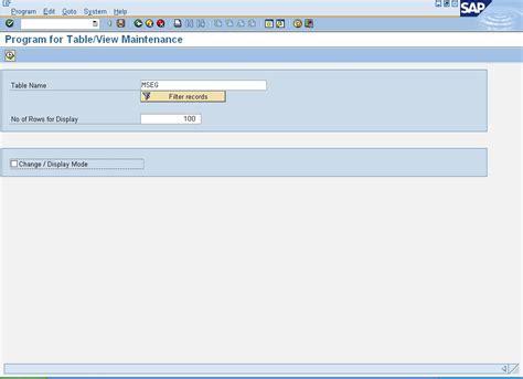 sap lsmw tutorial pdf maintenance view archives abap tutorials