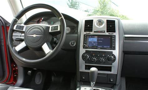 2010 chrysler 300 interior car and driver