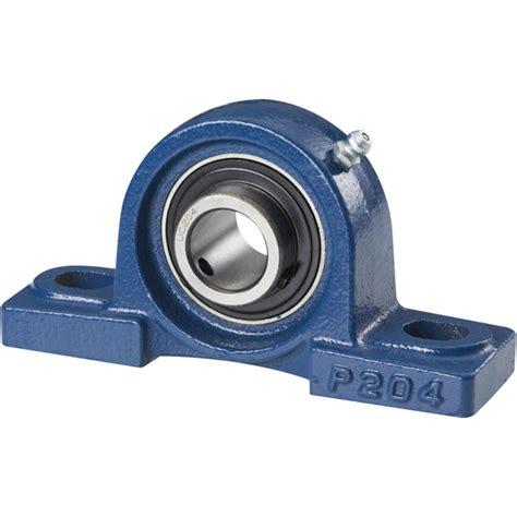 ubc bearing ucp 207 35mm bore plummer block cast iron rapid