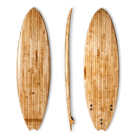 Handmade Wooden Surfboards - handmade wooden surfboards from graz austria design