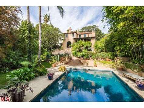 actor tim curry sells the style los feliz estate