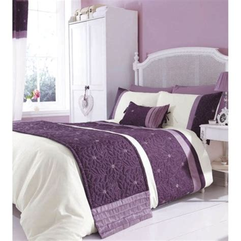 The Range Bed Sets Duvet Covers Sets 5 Pce Duvet Cover Set Economical Range Bedding Size Was Buy Catherine Lansfield Home Luxury Collection Lois Bed Duvet Cover Set Mauve From