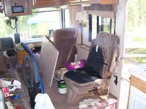 Decorating Ideas For Rv Front Living Room Rv Decorating Ideas
