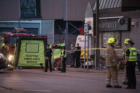 Search Warrant Scotland Five Cops Exposed To Hazardous Substance While Carrying Out Search Warrant In Aberdeen