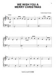 merry christmas sheet music direct