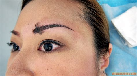 eyebrow tattoo scabbing eyebrow scabbing best 2017