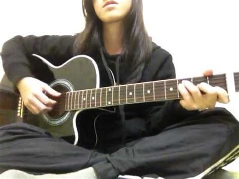 Sink To The Bottom Chords by Sink To The Bottom Acoustic Cover Fountains Of Wayne