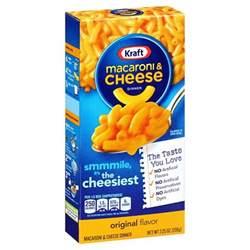 macaroni and cheese kraft macaroni cheese dinner original 7 25 oz target