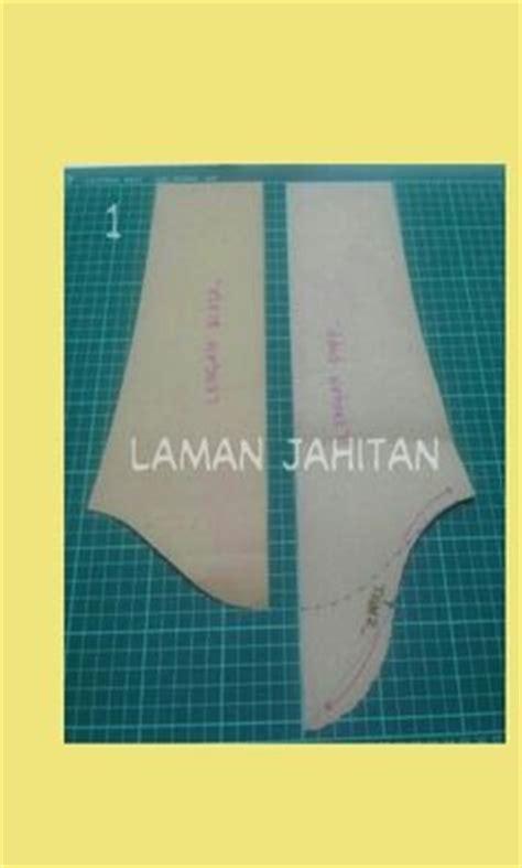 Layered Sleeve Baju Lengan cara kembangkn lengan puff lengan sewing