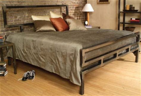 steel framed beds metal bed frame from boltz bed classics