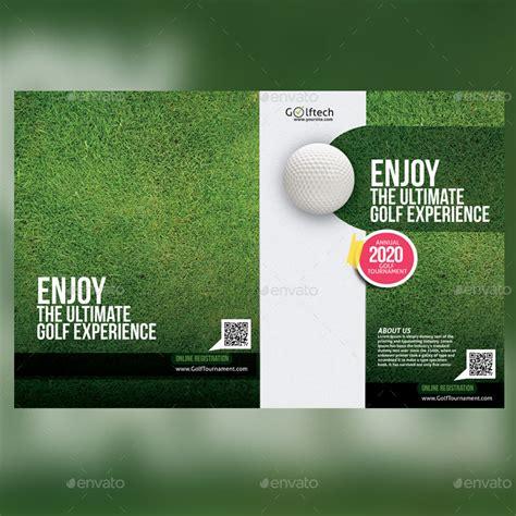 golf tournament brochure golf tournament brochure by designcrew graphicriver