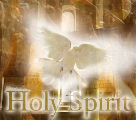 holy spirit be my comforter biblical criticism on dealing with the holy spirit heresy