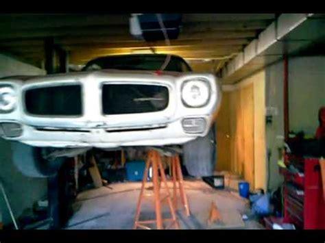 garage vehicle lift