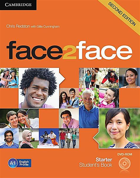 face2face second edition starter student s book w