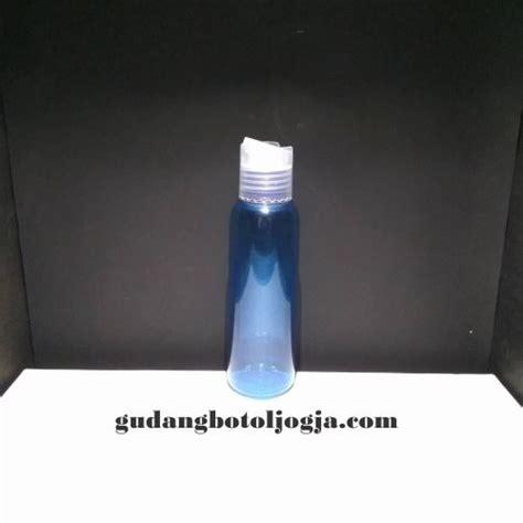 Botol 100ml Tutup botol 100 ml biru tutup presstop dics top phus top