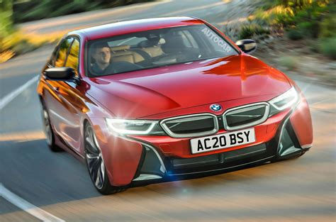 future bmw 3 series future bmw 3 series to lead ev revolution autocar