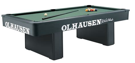 seven foot chion pro pool table with monarch legs