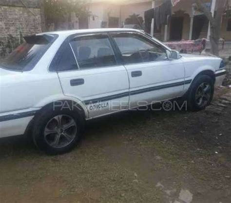 Toyota Corolla Dx 1987 Toyota Corolla Dx 1987 For Sale In Mirpur Pakwheels
