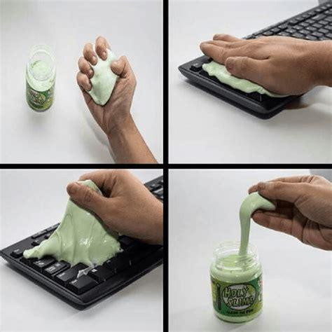 Pembersih Debu Gel Pembersih Debu Keyboard Bersihkan Kotoran Sai Ke