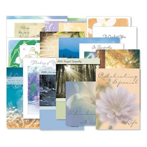 Gift Card Value - mega sympathy value pack current catalog