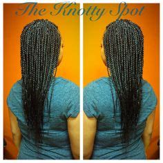 how to do feather tip box braids the knotty spot on pinterest dreadlock extensions books
