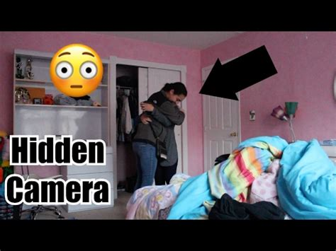 hidden bedroom cam hidden camera in her bedroom youtube