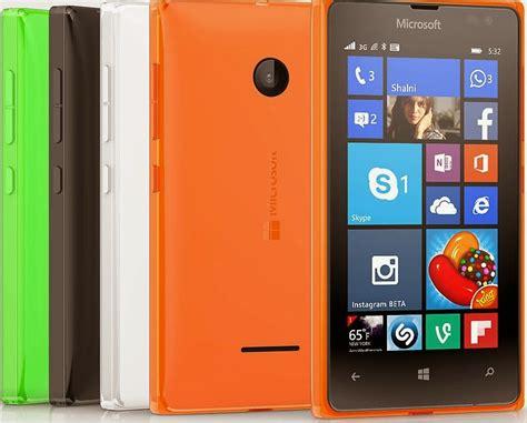 Hp Nokia Lumia Dual Kamera spesifikasi dan harga hp microsoft lumia 532 dual sim