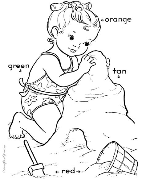coloring book for learning colors coloring pages coloring pages learn colors coloring pages