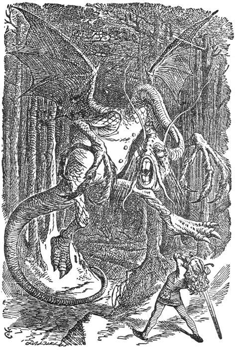 Jabberwocky | Alice in Wonderland Wiki | Fandom powered by