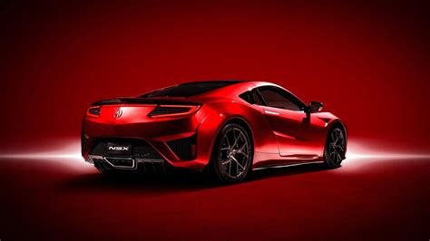 New 3d Car Wallpapers by Acura Nsx 2017 2 Wallpaper Hd Car Wallpapers Id 6576