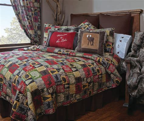bedding superstore cabin in the woods carstens lodge bedding