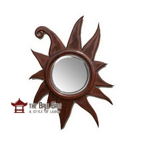 Cermin Kayu Jati cermin kayu jati ckj016 mebel jati minimalis mebel