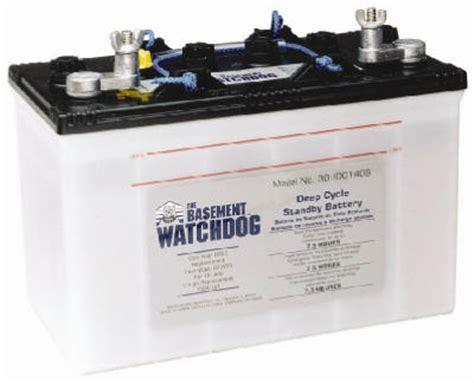 Basement Watchdog Battery Acid Glentronics 30hdc140s Basement Watchdog Bwd Bws