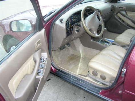 1996 Toyota Camry Interior by 1996 Toyota Camry Interior Pictures Cargurus